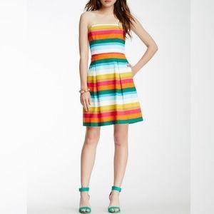Trina Turk Women's Strapless Kenzie Dress Size 4